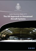 The UK Approach to Unmanned Aircraft Systems (click image to open PDF)