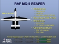 MoD presentation on Reaper - click to view