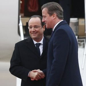PM to press Hollande on EU reform