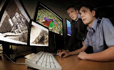 Image analysis at TIW, RAF Marham