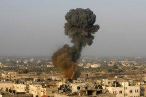 Israeli-airstrike