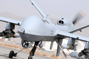 RAF Reaper MQ-9 Remotely Piloted Air System