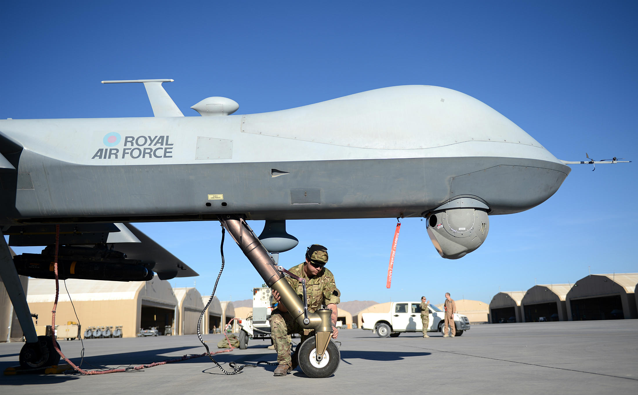 UK Reaper Drones To Be Sent Iraq