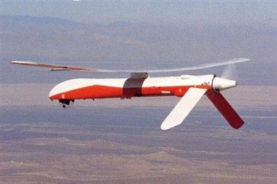 Leading System' Amber UAV - grandfather of the Predator drone