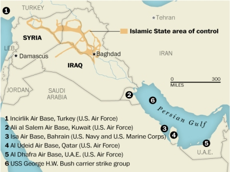 Washington Post 8 August 2014