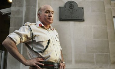 General the Lord Dannatt defends use of armed drones