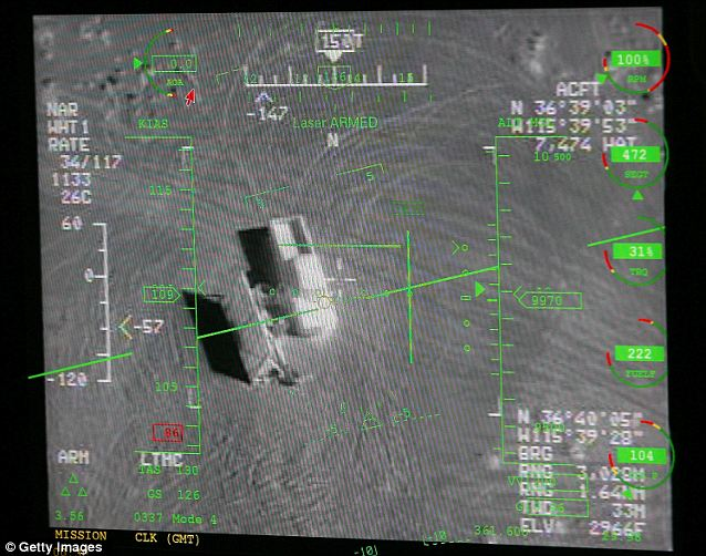 drone target