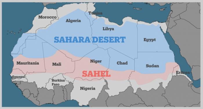 sahel - Photo